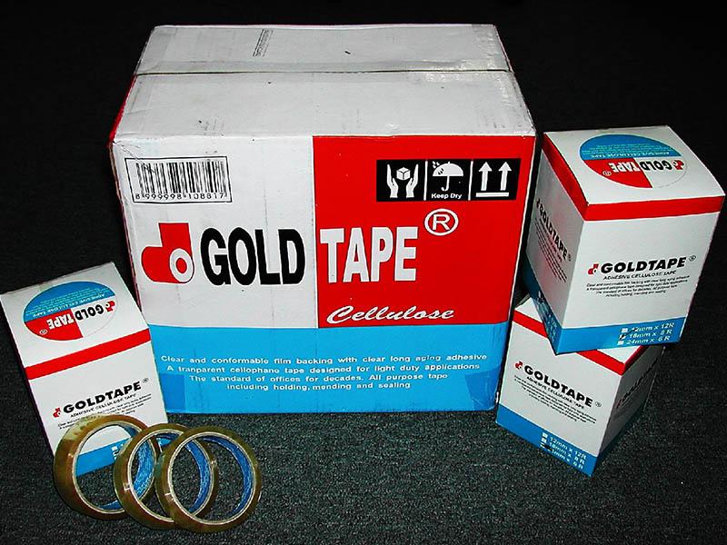 Cellulose Tape 1