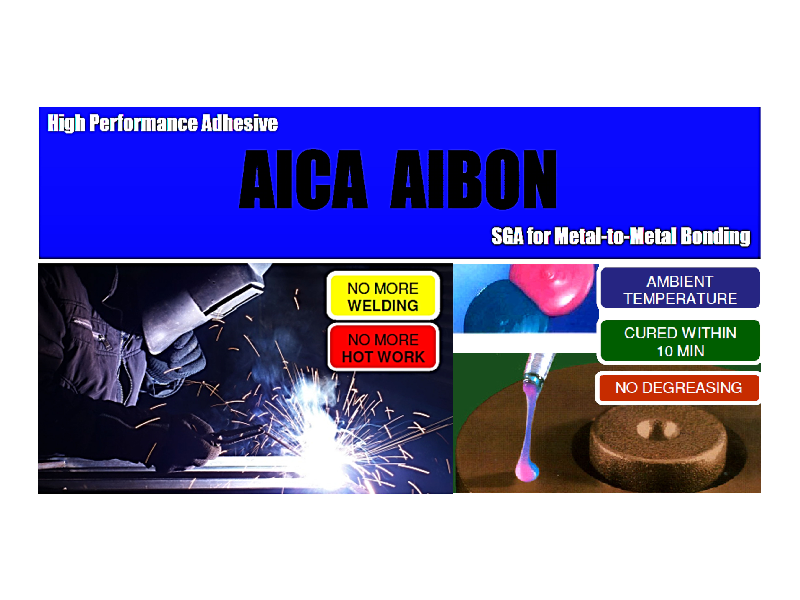 Second Generation Acrylic Adhesive (Aica) - Feature Image